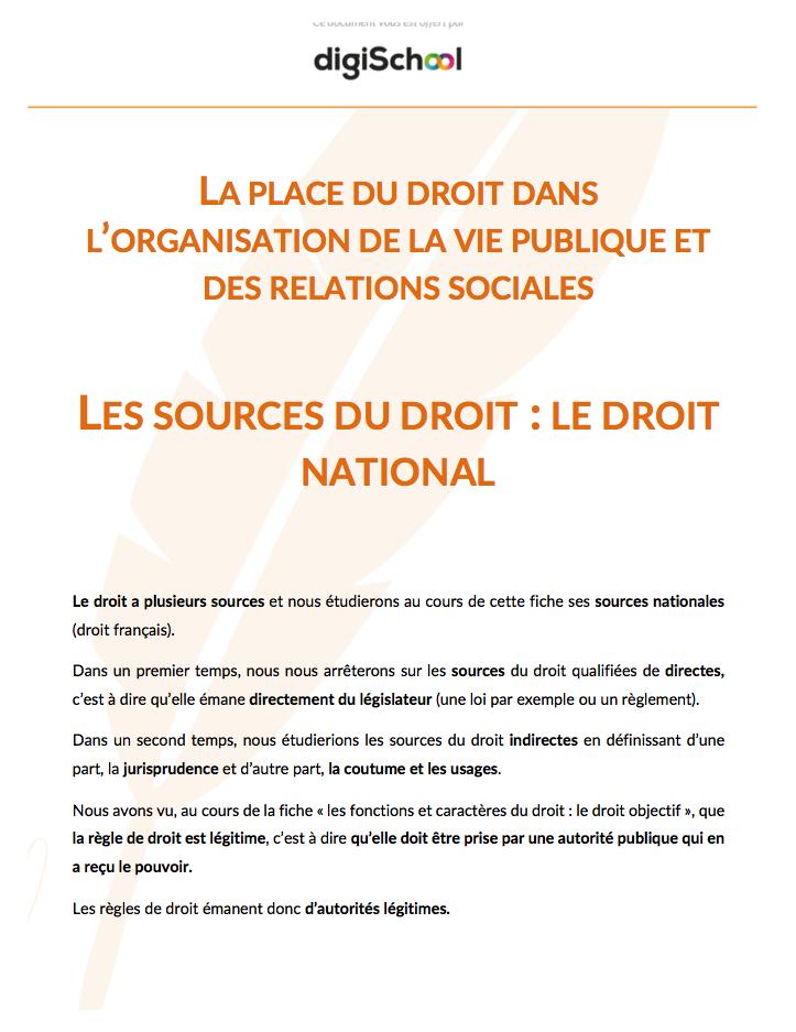 Eco Droit Bac Pro Cours Et Annales Corrigees