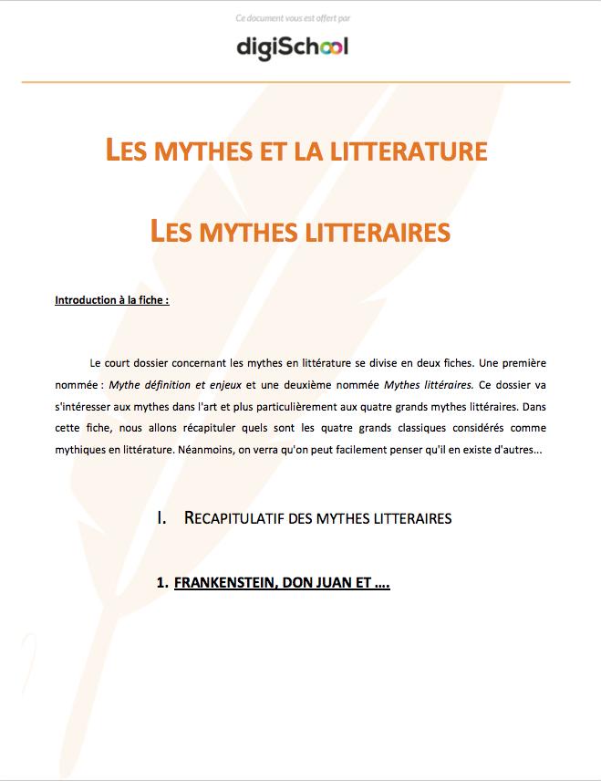 dissertation littéraire def Dissertation, nom féminin  sens 1  scolaire exercice scolaire écrit portant sur un sujet littéraire, une question philosophique, historique.