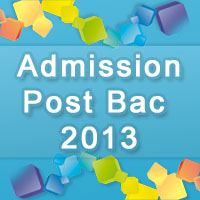 Admission Post Bac 2013 - Bac Pro