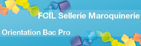 Formation Bac Pro : la FCIL Sellerie - Maroquinerie